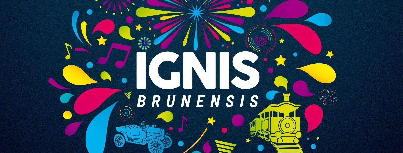 Ignis Brunensis Ohňostroje Brno